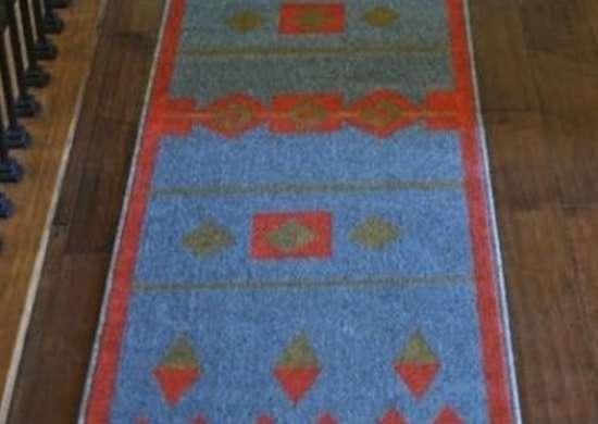 DIY Navajo Rug