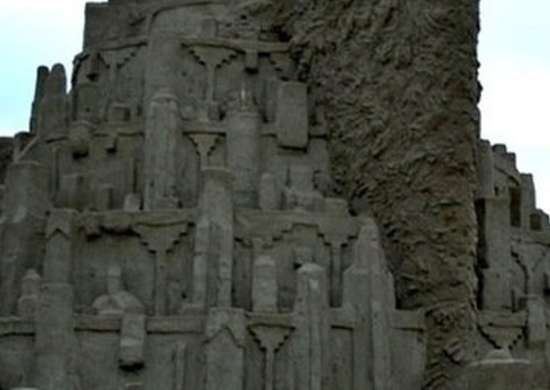 Minas-tirith-sandcastle