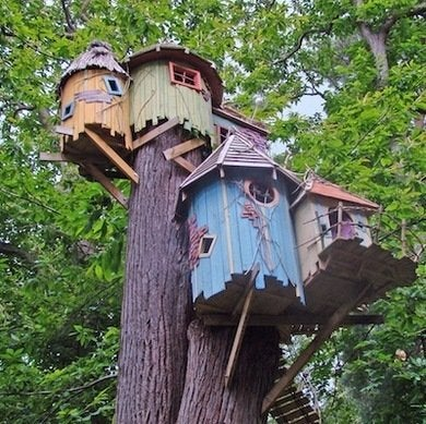 cool tree houses 12 lofty designs bob vila