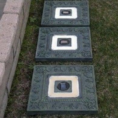 Solarstepstones thehomedepot.com