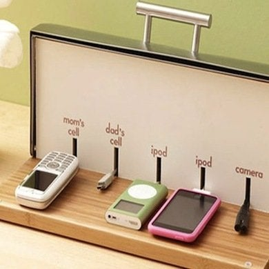 diy charging station room storage ideas 10 honor
