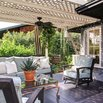Front Porch Pergola Ideas