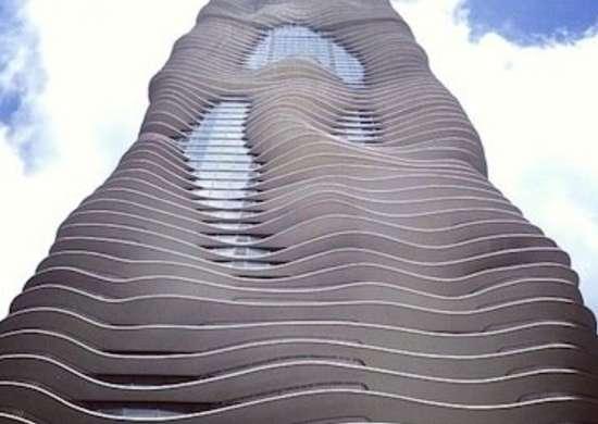 Aqua Tower Instagram