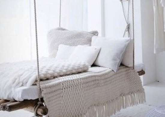 Hanging Bed Diy Bed Frame 15 You Can Make Yourself
