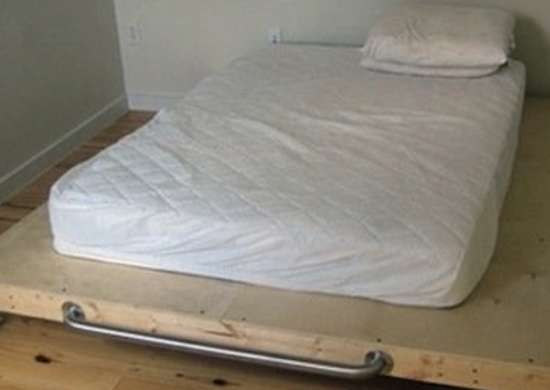 Bed Wheels - DIY Beds - 15 You Can Make Yourself! - Bob Vila