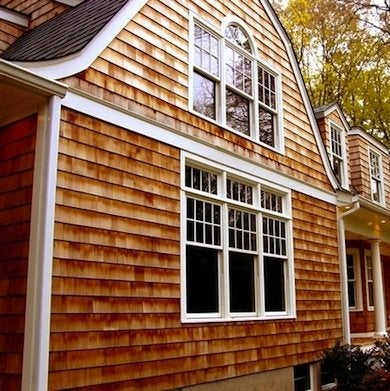 House siding options 8 excellent exterior materials for Types of wood siding for homes