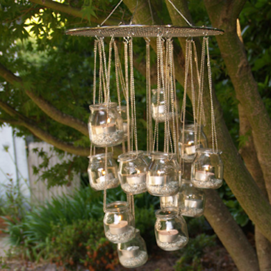 Diy chandelier 11 project ideas bob vila - Astuces bricolage recup ...