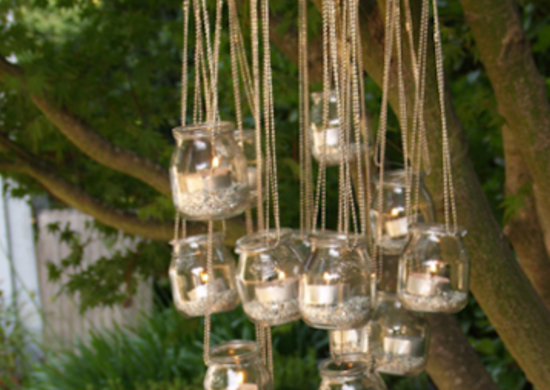 Votivechandelier diyweddingsmag