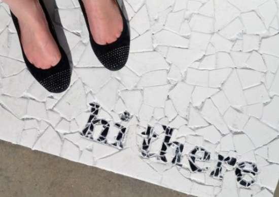 Mosaic Doormat