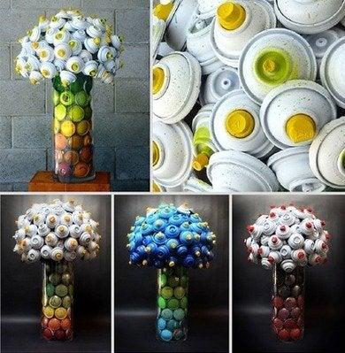 Spray bouquet hillary coe designrulz