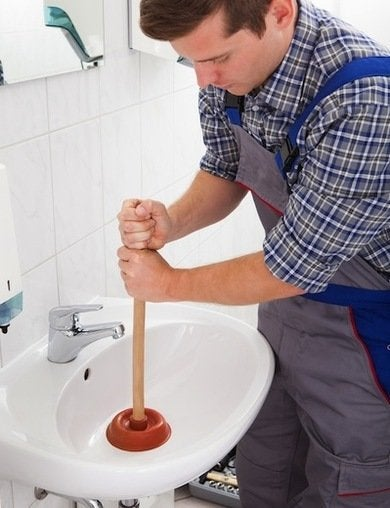 Sink Plunger - How to Unclog a Drain - Bob Vila