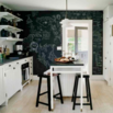 Chalkboard Paint Wall