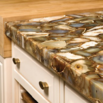 Gemstone Countertop