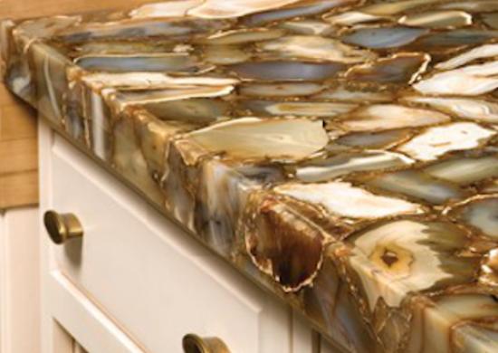 Gemstone Countertop