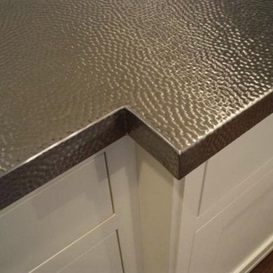 Stainlesssteelcounter