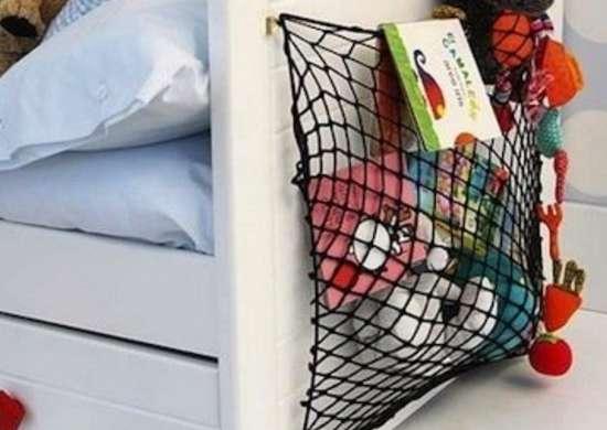 DIY Kids Storage