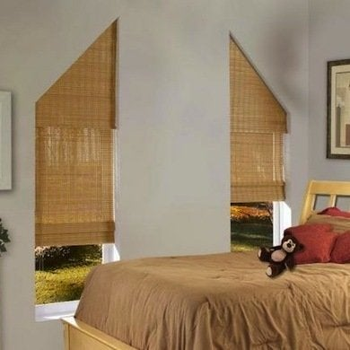 Custom Blinds 8 Solutions For Tricky Windows Bob Vila