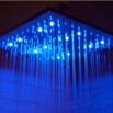 Lighted Shower Head