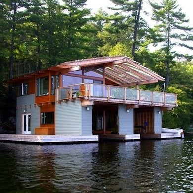 Boathouses 10 see worthy designs bob vila for Boat house plans pictures