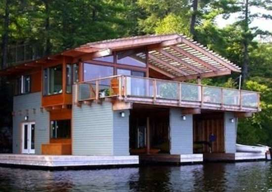 Boathouse Design