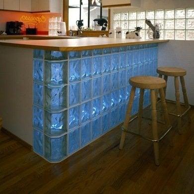 glass block ideas 10 trendy home design inspirations
