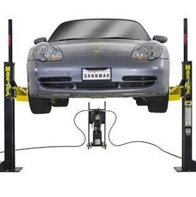 Dannmar maxjax car lift ebay
