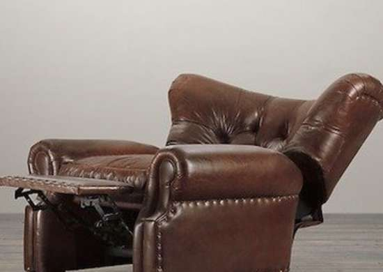 Restorationhardware-churchillleatherrecliner