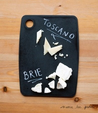 Chalkboard cutting board