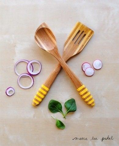Salad tosser