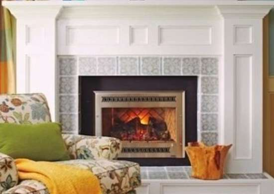 Artwork for Fireplace Mantel
