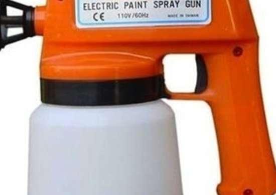 Paint tips spray