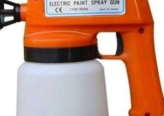 Paint tips spray