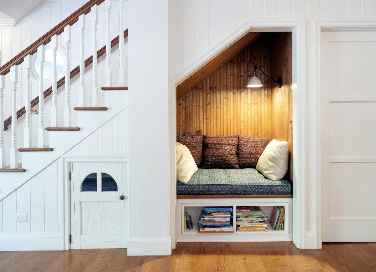 Under Stair Storage - 5 Clever Ideas - Bob Vila