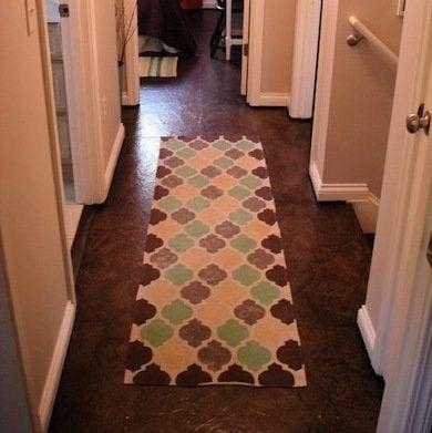 Just Floored! 15 Totally Unexpected DIY Flooring Alternatives