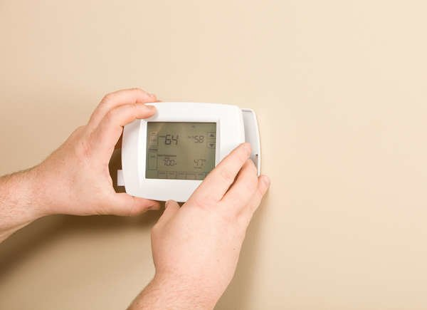Installing a Thermostat