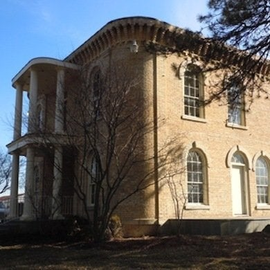 Georgestickneyhouse