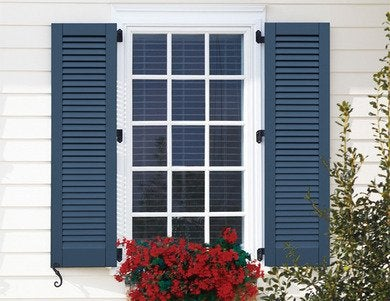 Types of shutters 9 designs everyone should know bob vila for Window shutter designs