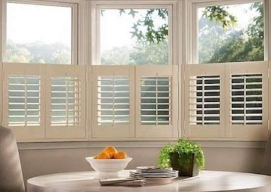 Café Style Shutters Get Their Name From The French Cafés Where They Are So Por Easy To Identify Re Usually Louvered And Cover Just