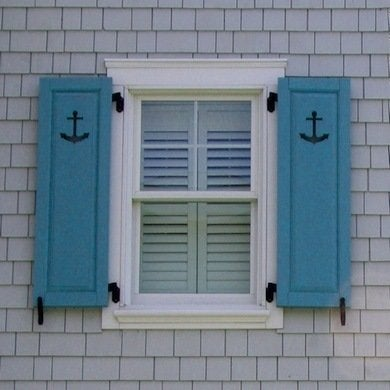 Cut out shutters types of shutters 10 designs everyone should know bob vila - Types shutters consider windows ...