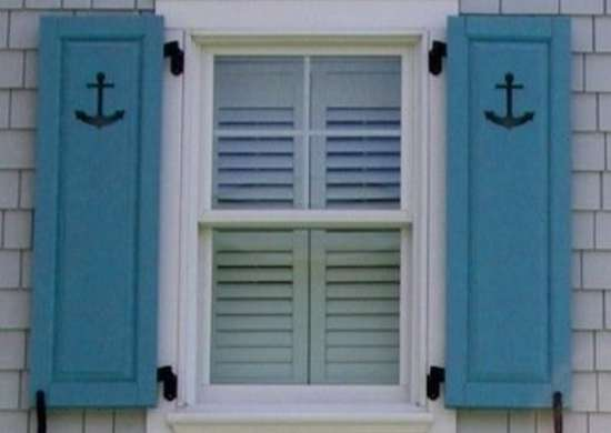 Cut-Out Shutters