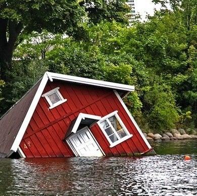 Floodedhouse