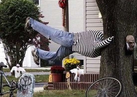 Halloween Yard.Halloween Yard Ideas Bob Vila