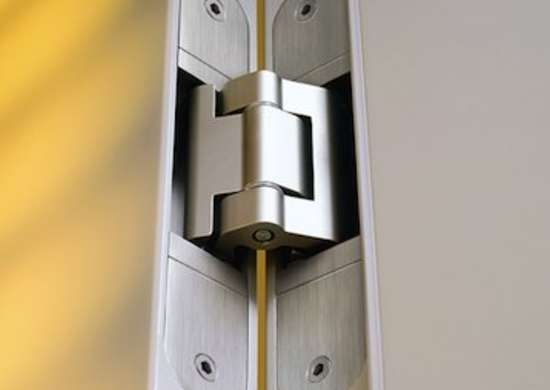 Concealed hinge types of hinges 10 most common designs - Hidden hinges for exterior doors ...
