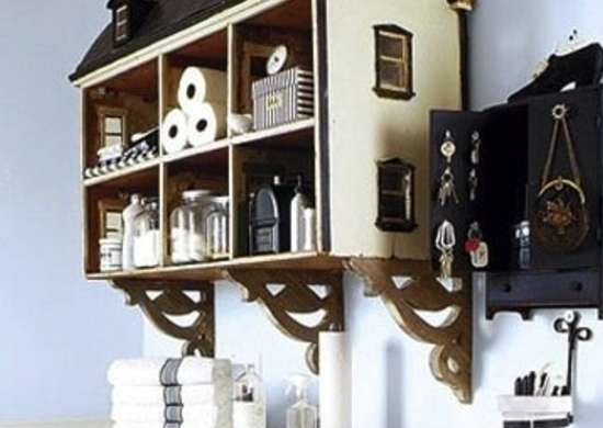 Dollhouse Storage