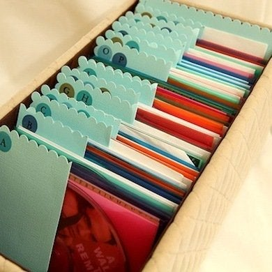 Diy Filing Solutions Paper Storage Control The Chaos