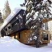 Modern Ski Chalet