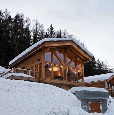 128262 together with 3intrhme as well 9 Warm And Cozy Ski Chalets For The 21st Century 46404 likewise Mitek a moreover Modern Houses. on open floor house plans