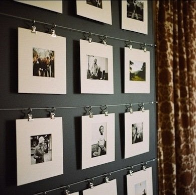 Wall Gallery Ideas gallery wall - wall ideas - 10 creative ways to decorate yours
