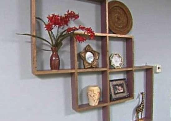 Hanging Shelves