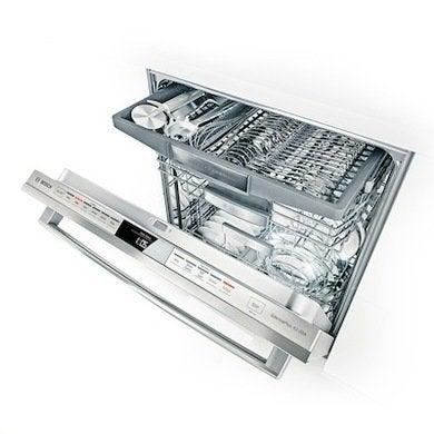 Bosch dish third rack